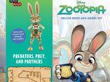 IncrediBuilds Zootopia Deluxe Book and Model Set