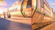 Train doors mistake 1