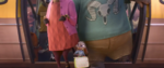Judy arive in zootopia