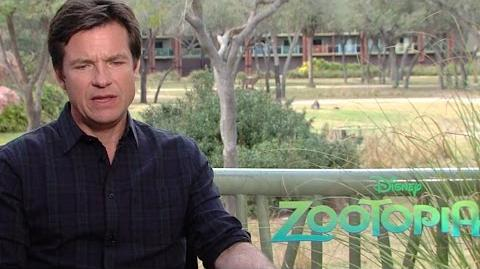 Jason Bateman on why Zootopia is so timely