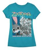 Aqua Shirt
