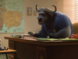 Chief Bogo's office/Gallery