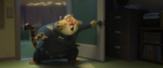 Clawhauser Chief Bogo!