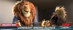 Lionheart Breaks Silence