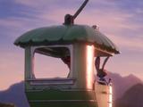 Rainforest District gondolas