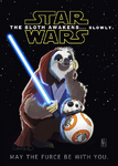 The Sloth Awakens