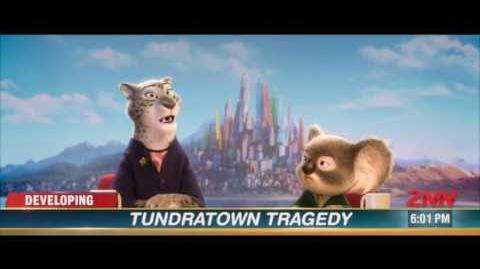 Zootopia - News Scene (Australian Version)