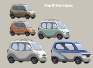 Van B Variations