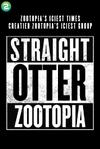 Straight Otter Zootopia