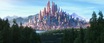 Zootopia Forest