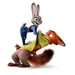 Judy Standing on Nick