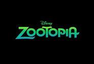 Zootopia logo disney