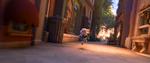 Judy chasing Duke