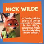 Nick info