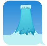 Frigid Ice Wall Emoji