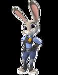 Judy Hopps Disney Infinity Render 2