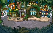 Zootopia Party Plaza
