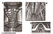 TUSK Interior Sketches