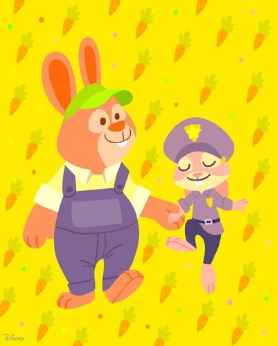 Judy and Stu Father's Day promotional image