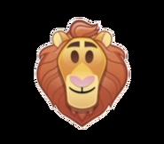 Lionheart Emoji Trans