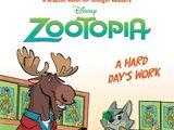 Disney Zootopia: A Hard Day's Work