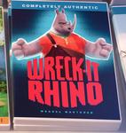 Wreck it Rhino