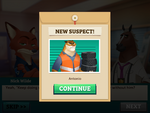 New Suspect - Antonio
