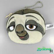 Zootopia bunny judy fox nick fennec finnick cheetah benjamin clawhauser wallet 10