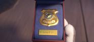 Nick's Badge