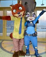 Nick Judy side by side
