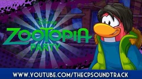 Club Penguin Music OST Zootopia Party 2016 - Banjo Bonanza (Igloo Music)