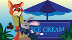 N and J Hug Ice Cream