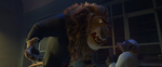 Who is a Lion