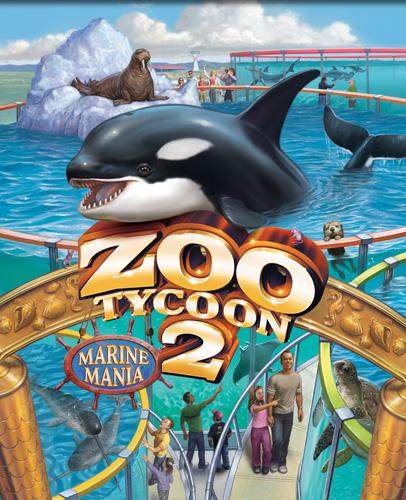 zoo tycoon 2 marine mania mac download