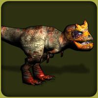 ZT2 Carnotaurus Old
