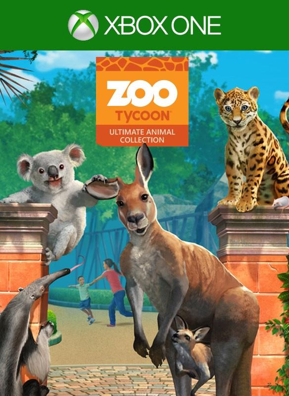 Zoo Tycoon: Ultimate Animal Collection | Zoo Tycoon Wiki | FANDOM
