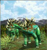 Kentrosaurus ZT