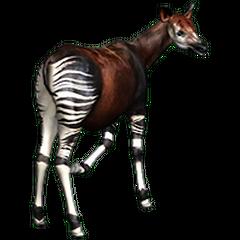 Okapi remake.