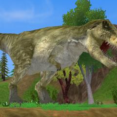 <i>T. rex</i> from <i><a href=