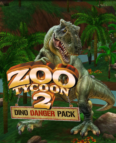 zoo tycoon 2 dino danger pack para