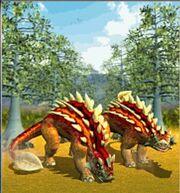 Ankylosaurus ZT