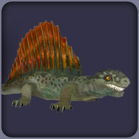 Dimetrodon F-1-