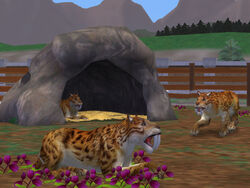 Image-Saber-Toothed Cats