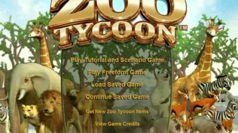 Zoo Tycoon 1 - Theme (Menu Music)