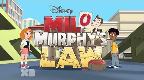 Theme Song Milo Murphy's Law Disney XD