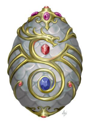 Jewelencrustedegg