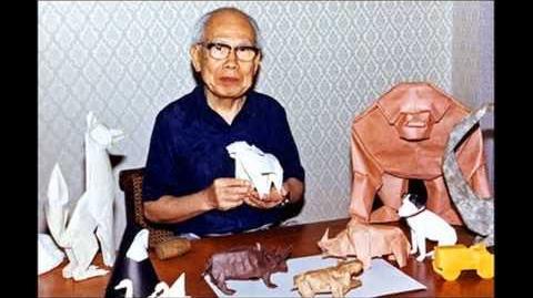 Akira Yoshizawa Origami Collections