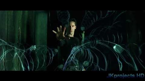 Matrix He is the one 1080p Full HD.