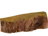 Big Savannah Rock (slice)