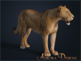 Lion (Aurora Designs)
